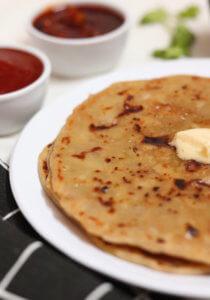 Aloo Paratha Recipe | How to Make Aloo Paratha (Ajwain Flavor)
