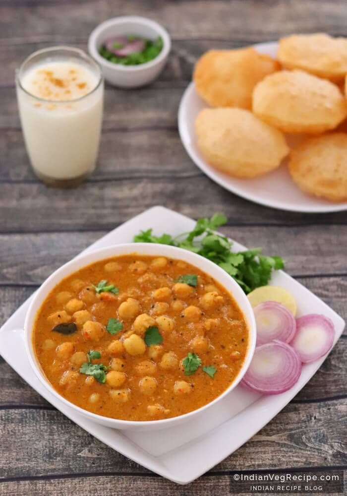 Chole Recipe | Chana Masala Recipe | Punjabi Chole Masala