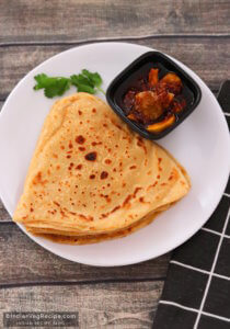 Paratha Recipe | How to make Paratha | Parotta recipe
