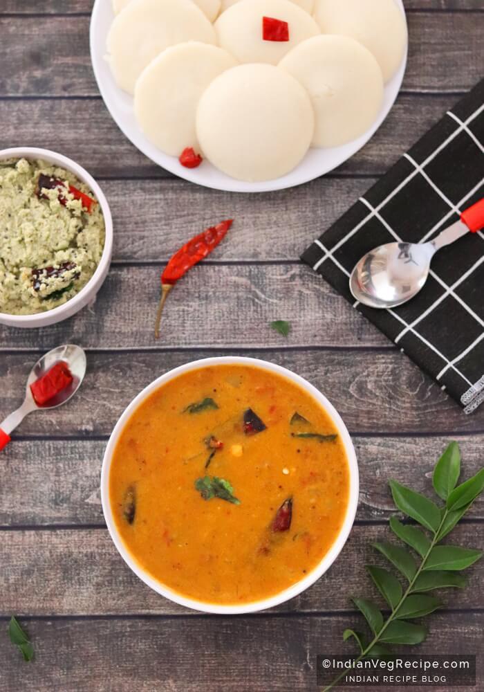 Sambar Recipe - How To Make Sambar Recipe