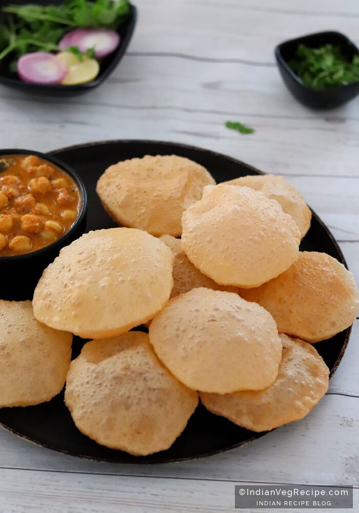 Puri recipe | Poori recipe | How to make Puri