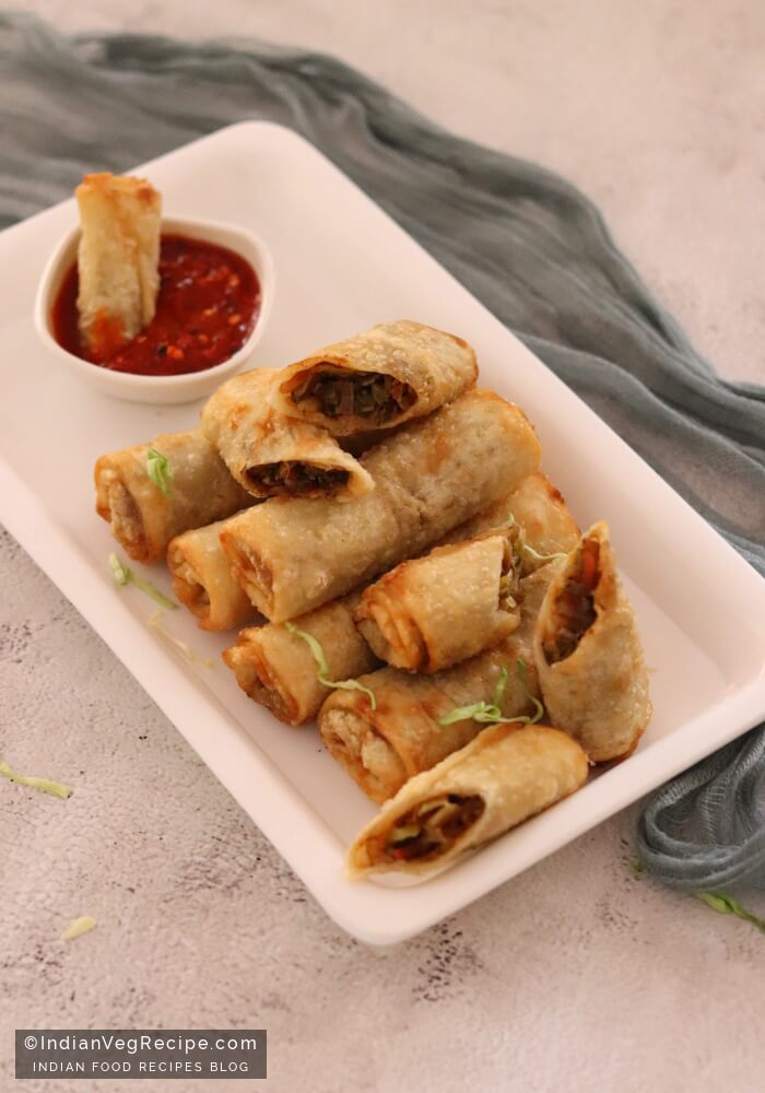Tips To Making Spring Rolls