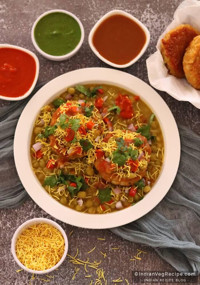 Tips to making Ragda patties recipe
