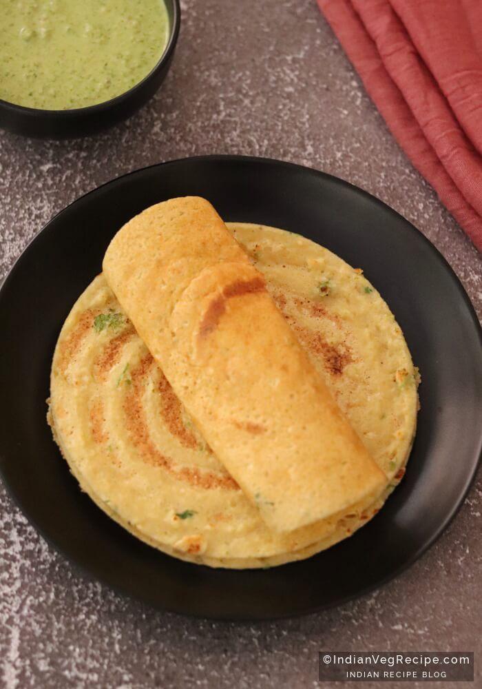 Moong Dal Chilla Recipe