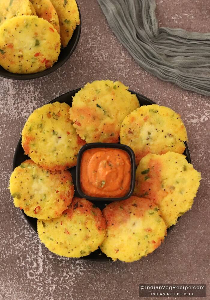 Tips To Making Vegetable Rava Idli Recipe