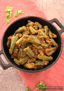 Bharwa Bhindi Recipe | How to Make Bharwa Bhindi