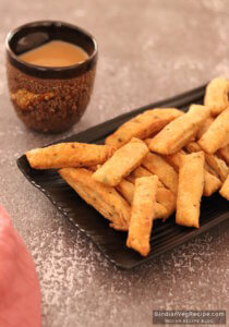 Methi Sticks Recipe