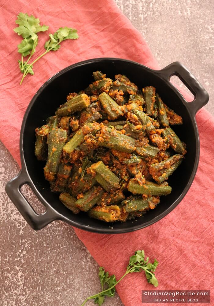 Tips To Making Bharwa Bhindi Recipe